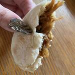 竹庵 - 料理写真:ねぎみそ