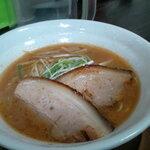 火の車 - 料理写真:生姜味噌ラーメン 850円