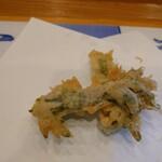 天婦羅ほり川 - 春菊