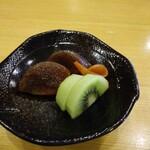 天婦羅ほり川 - 紀の川柿