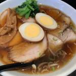 麺王 - ばかうまスペシャル叉焼麺【醤油】
