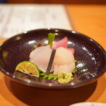 日本料理 たかむら - クエと本鮪