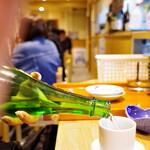 天ぷら・割鮮酒処 へそ -