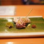 日本料理 たかむら - 飛来幸地鶏