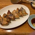 餃子会館 - 焼き餃子
