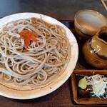 そば処 遊蕎 - 料理写真:十割田舎蕎麦