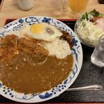 Kitahama - 豚カツカレー