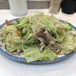 エビス屋昼夜食堂 - 野菜炒め