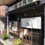 Uwoharu - 老舗な雰囲気ですね!