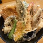 宝 - 海鮮天丼