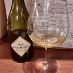 オステリア トレ パッツィ - 白ワイン