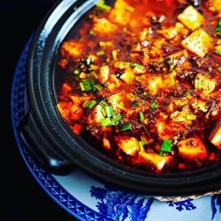 名物土鍋麻婆豆腐