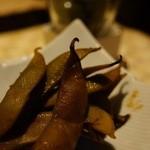 おず smoked和taste - 枝豆