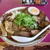 豚菜館 - 料理写真:醤油ラーメン特大  (・肉・)増し