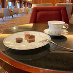 ANAクラウンプラザホテル大阪 - ティータイム