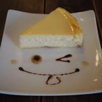 まめぼんcafe - ランチ デザート