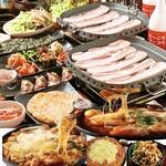 韓国食堂 あんず -
