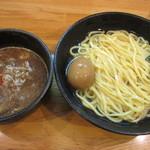 麺や つとむ - つけ麺(並)+味玉