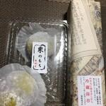 觜崎屋 - 料理写真:栗のもち、羊羹