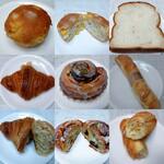 サイドフィールドブレッド - 購入パン