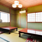 日の出屋 - 2階には完全個室がございます