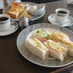 Coffee&Lunch チャム - 料理写真: