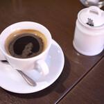 ピッツェリアマルターノ - コーヒー