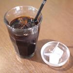 ピッツェリアマルターノ - アイスコーヒー