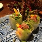 韓国料理 MUN - 生春巻き