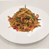 栄児 家庭料理 - 料理写真:漁港ソース豚肉炒め