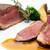 フリジェリオ - 料理写真:フランス産鴨胸肉のロースト