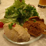 ビストロ オザミ - 前菜①