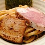 自家製麺 つきよみ - 料理写真:アップ