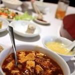 14098552 - 麻婆豆腐のランチ