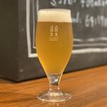 ふたこビール醸造所 - ・宇奈根ペールラガー R 700円