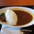 比叡山峰道レストラン - 料理写真:近江牛カレー