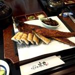 うなぎ処 京丸 - ¥3,280 (税抜)