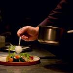 レストラン μ - 料理写真: