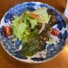 クッチーナイタリアーナ Ja-Ja - 料理写真:サラダ 独特のドレッシングで美味しい