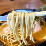 三三七 - 中華そば(麺)