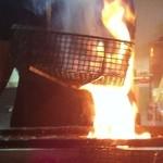 Toriyasebon - 炭火焼き