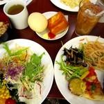Kyoutokitayamadainingu - 野菜