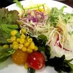 Kyoutokitayamadainingu - サラダ