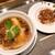 成城青果 - 料理写真:醤油そば、肉丼セット(1,100円)