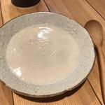 清喜 - 菊芋のポタージュ