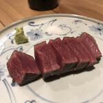 清喜 - 木下牛 シャトーブリアン 半分はレアで