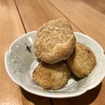 清喜 - 赤目芋米粉揚げ