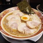 とがの屋 - チャーシュー麺980円