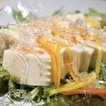 加賀味 - 豆腐サラダ