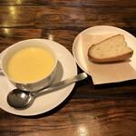 下町ビストロ リカリカ - スープ&パン